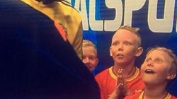 La réaction incroyable de ces enfants quand ils ont vu