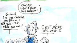 Une animatrice raconte en dessin le sexisme ordinaire à l'école