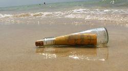 108 ans plus tard, cette bouteille à la mer est