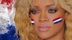Rihanna félicite les Pays-Bas sur Twitter après leur victoire face au