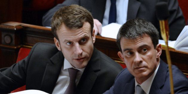 Loi Macron: le 49-3 dégainé par Manuel Valls dès mardi à l'Assemblée