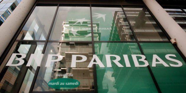 BNP-Paribas: l'amende officiellement fixée à 8,8 milliards de