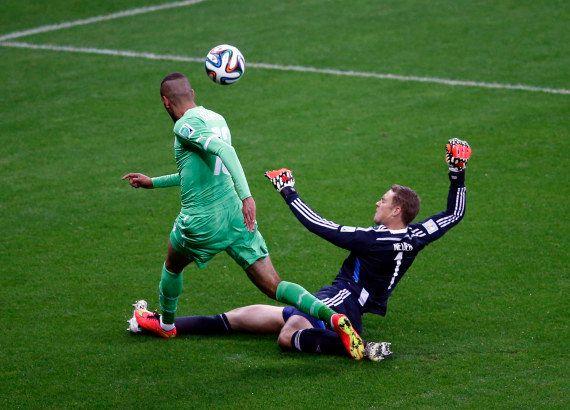 Huitièmes de finale Coupe du Monde 2014: Algérie - Allemagne: le résumé du match de Manuel Neuer, le...