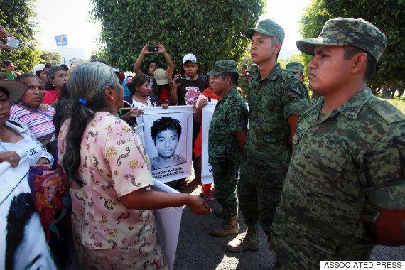 Un nouveau témoin remet en cause la version du gouvernement mexicain sur la disparition des étudiants