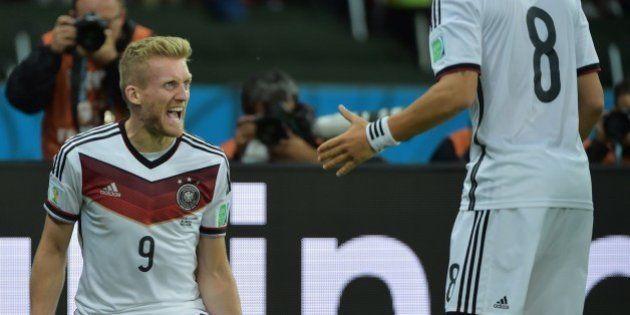 Huitièmes de finale Coupe du Monde 2014: Le résumé et les buts du match Allemagne-Algérie (2-1) en huitièmes...