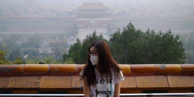 Avant la COP21, François Hollande se rend en Chine, le plus gros pollueur de la