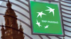 Après l'amende record... l'action BNP décolle en