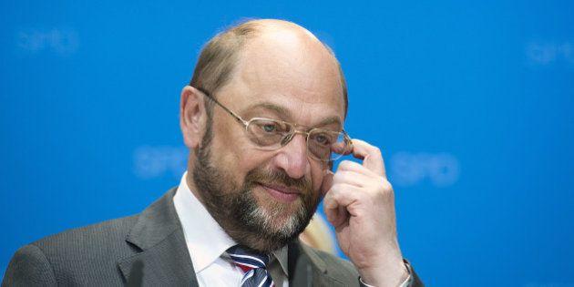 Le social-démocrate Martin Schulz élu président du Parlement européen avec les voix de la