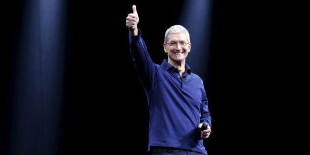 L'action Apple dévisse en bourse à cause de la Chine (et son patron écrit à un journaliste pour tenter...