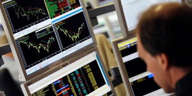 Bourse: le Cac 40, Wall Street et les places européennes chutent dans le sillage de la