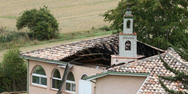 Mosquée d'Auch: l'incendie est