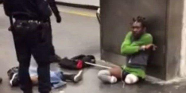 Une vidéo dédouane les policiers après le contrôle polémique d'un handicapé gare de Lyon à