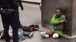 Une vidéo dédouane les policiers après le contrôle polémique d'un handicapé à