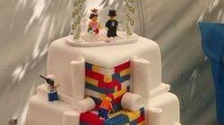 PHOTO. Gâteau de mariage Lego: une pâtisserie londonienne dépassée après avoir publié une photo sur