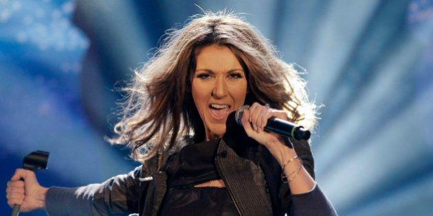Céline Dion de retour sur scène au Caesars Palace de Las Vegas pour 40