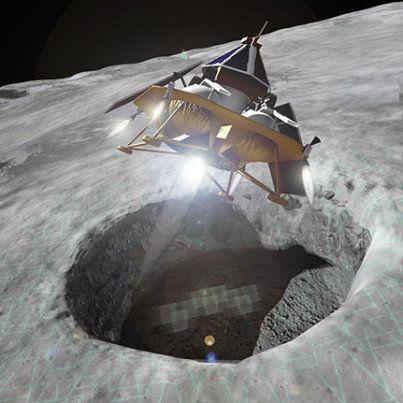 Les enterrements sur la lune se