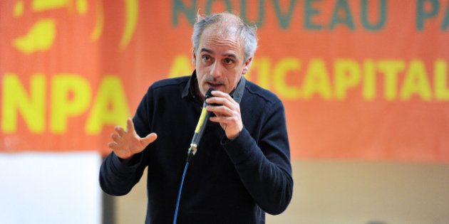 NPA: Philippe Poutou quitte la direction du parti, jugée