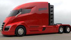 Des camions électriques hyper design (qui ne sont pas signés