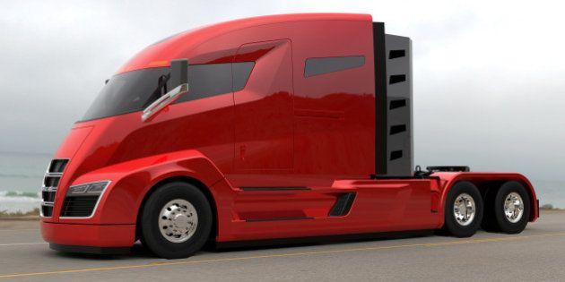 PHOTOS. Des camions électriques hyper design (qui ne sont pas signés