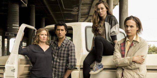 Fear the Walking Dead S01E01 bat tous les records d'audience à son démarrage aux