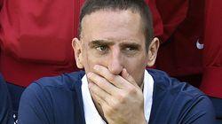 Ribéry refuse d'aller au Brésil pour assister à
