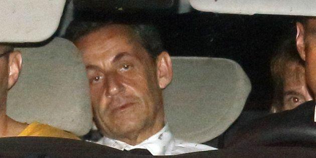 Nicolas Sarkozy mis en examen pour corruption active, trafic d'influence actif et recel de violation...