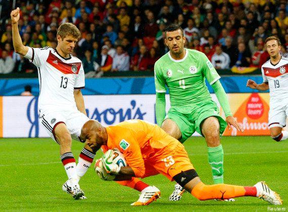 PHOTOS. Howard, Ochoa, Rais, Neuer... Les stars du Mondial, ce sont bien les gardiens de