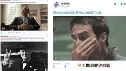 Les meilleures réactions des internautes au dialogue Valls -