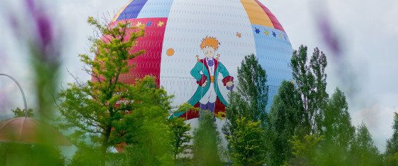 PHOTOS. Le Parc du Petit Prince : un parc de loisirs recrée l'univers poétique du héros de