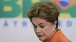 Dilma Rousseff suspendue de la présidence du