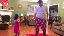 Justin Timberlake craque pour ce papa et sa fille qui dansent sur sa dernière
