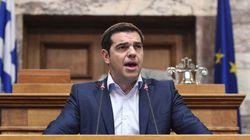 Tsipras condamne la