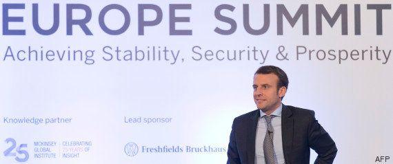Emmanuel Macron organise-t-il des levées de fonds? Ce serait indispensable pour se présenter hors