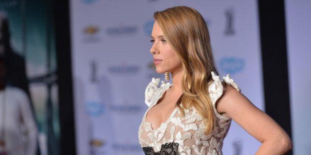 Scarlett Johansson va jouer dans une série produite par ses soins, adaptée des