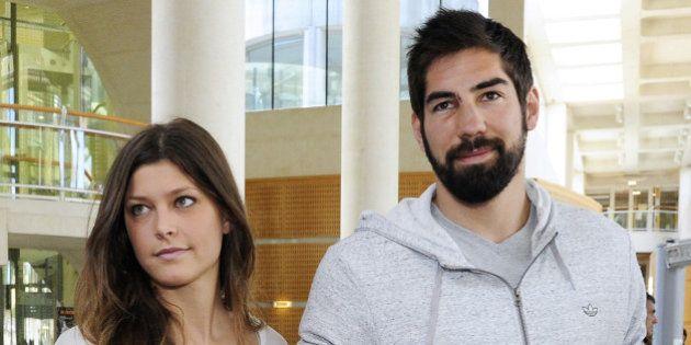 Géraldine Pillet, la compagne de Nikola Karabatic, dit ne pas l'avoir averti des paris sur