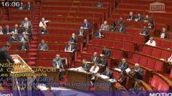 Pourquoi l'Assemblée est vide pendant la motion de