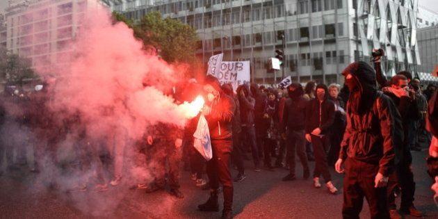 De 12.000 à 50.000 personnes à la manifestation du 12 mai contre la loi Travail à