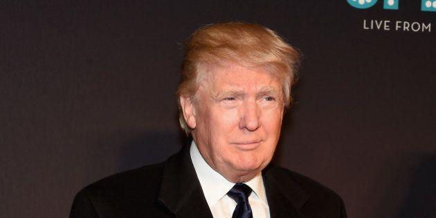 Donald Trump annonce sa candidature aux primaires républicaines en vue de la présidentielle américaine...