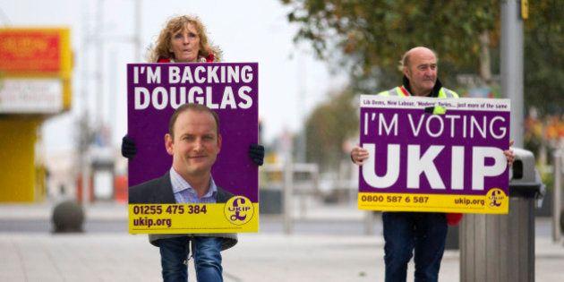 Le parti europhobe Ukip entre au Parlement de Grande-Bretagne pour la première