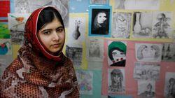 Malala, rescapée des talibans et icône mondiale de l'éducation des