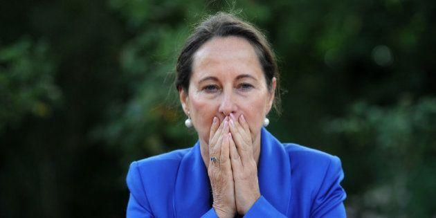 Ecotaxe: Ségolène Royal face à sa première crise au ministère de