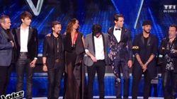 Le gagnant de la saison 5 de The Voice