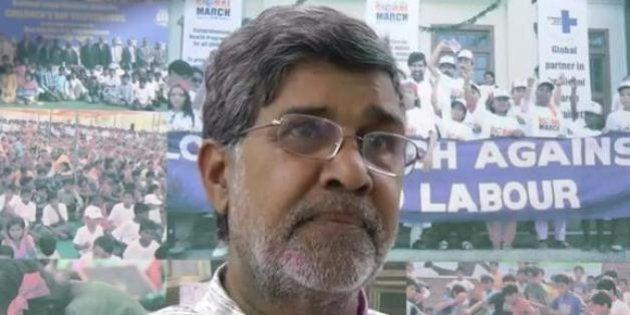 VIDÉO. Qui est Kailash Satyarthi, militant indien pour l'éducation et co-prix Nobel de la paix