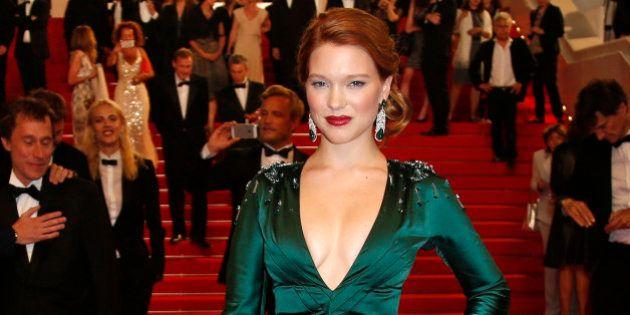 Léa Seydoux en James Bond Girl, selon le Daily