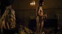 L'utilisation de toutes les scènes de nu dans la saison 5 de Game of