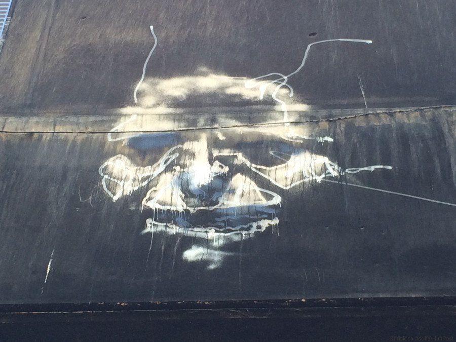 PHOTOS. Graffitis à Athènes : 19 images que vous devez connaître pour mieux comprendre les jeunes