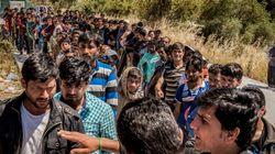 Migrants: la France va créer 10.500 nouvelles places