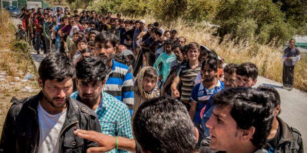Migrants : la France va créer 10.500 nouvelles places