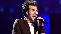 Amir enflamme la scène de l'Eurovision et le cœur de J.K