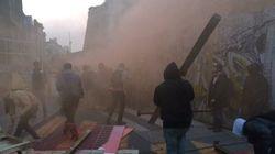 Commissariat attaqué, vitrines brisées... violents heurts à Rennes entre casseurs et